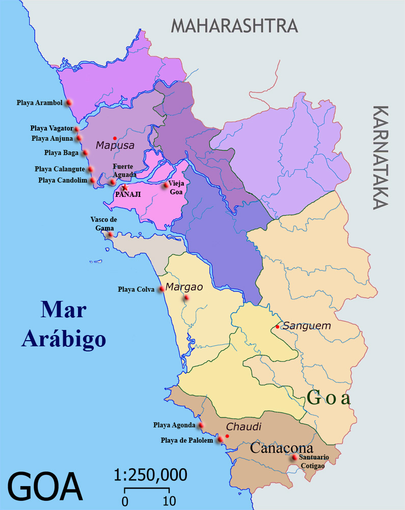 map of nepal india with Mapa Goa on Southern Asia Map additionally Goa further Vik Iceland Coolest Town further Asia Political Map moreover Plant Of The Week Pinus Radiata.