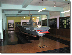 museo de aviacion en Vasco de Gama