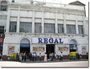 cine regal en Connaught Place