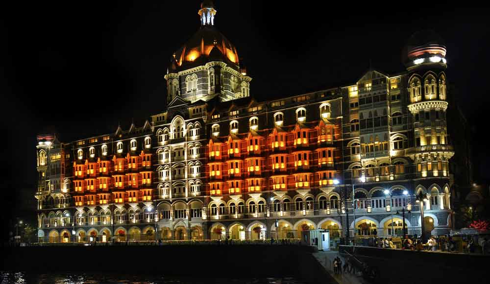 Fachada hotel India