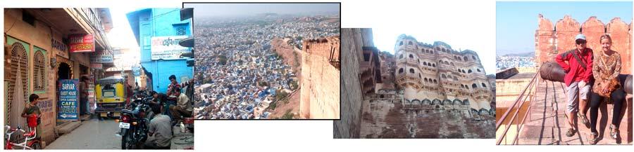 Jodhpur la ciudad azul en Viaje por India – Rajastán
