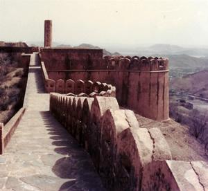 Fuerte Jaigarh de Jaipur