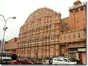 Jaipur en ruta por India