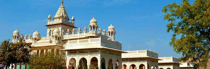 Jaswant Thada Mausoleo en Jodhpur