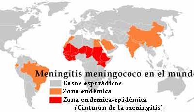 Meningitis: Vacunas y prevención en Viaje por India
