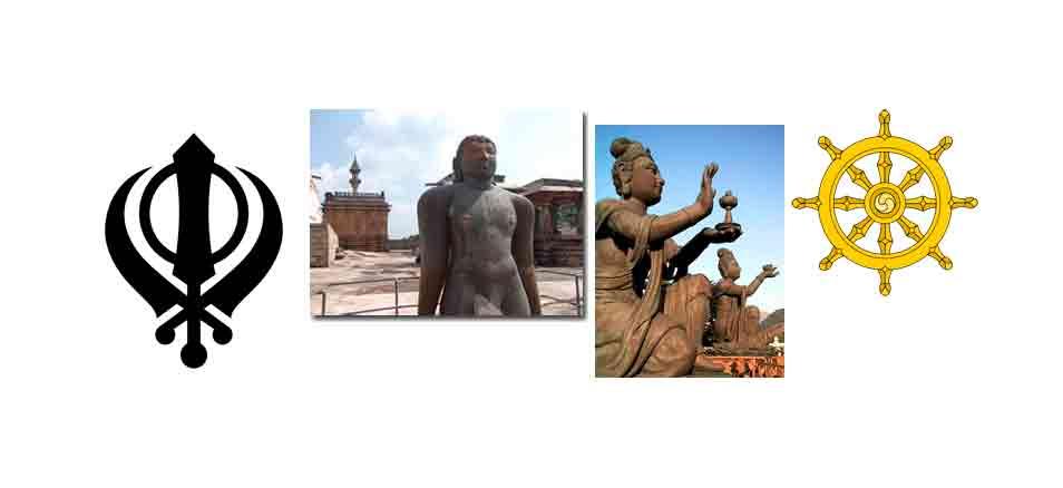 Dharma en las religiones : Religion con Viaje por India