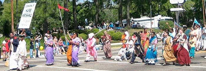 Hare Krishna : Religion con Viaje por India