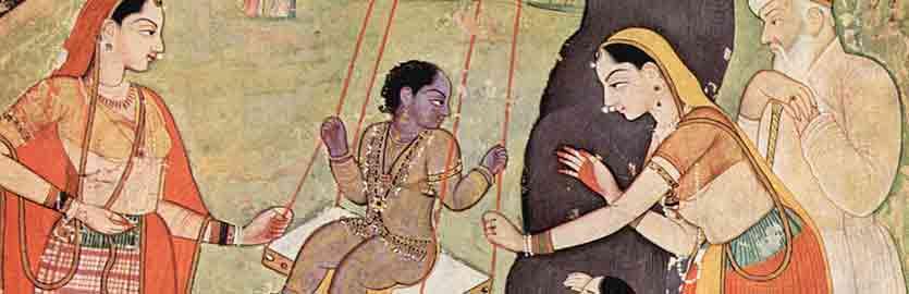 Krishna : Conoce los Dioses y la religión con Viaje por India