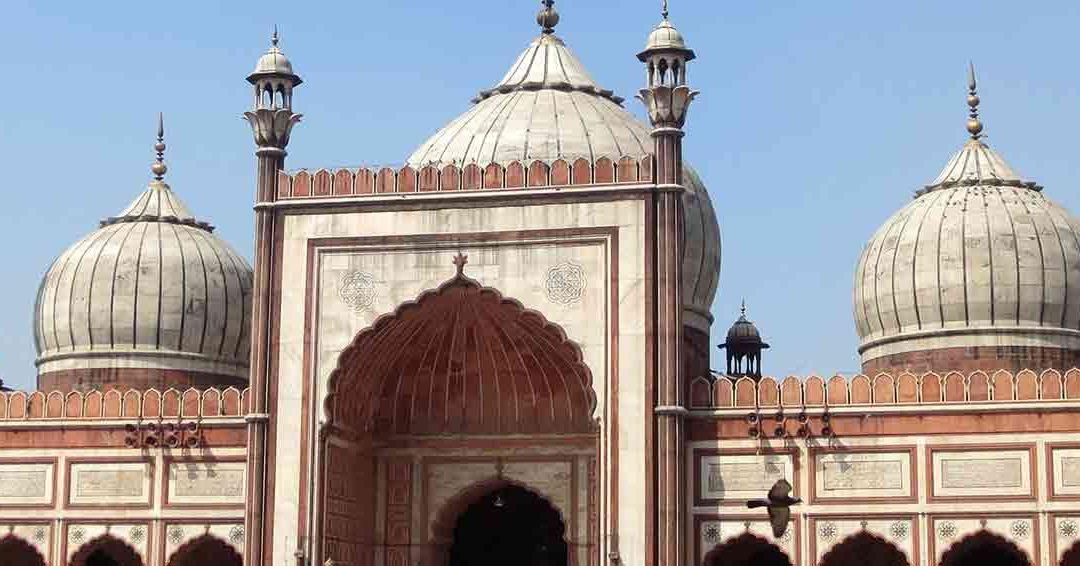 Islam en la India : Religión musulmana con Viaje por India