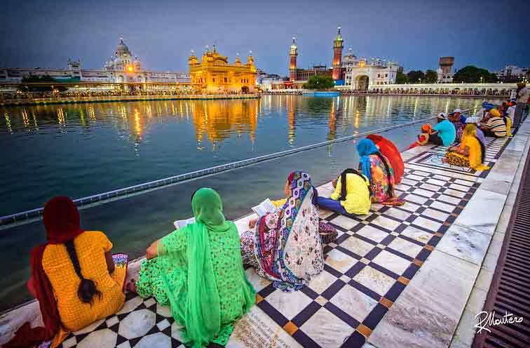 Sijismo en India : Religion con Viaje por India