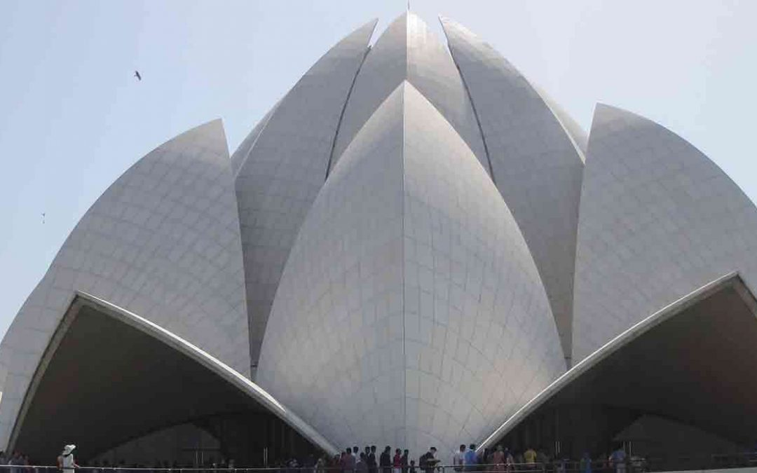 Bahaismo en India : Religion con Viaje por India