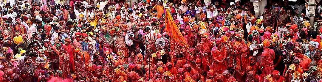 Celebraciones y Fiestas en la India