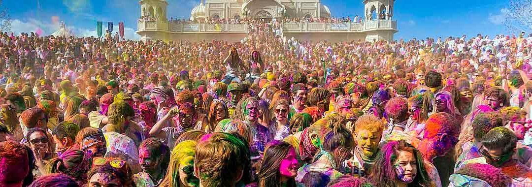 Holi : Celebraciones y festividades en India