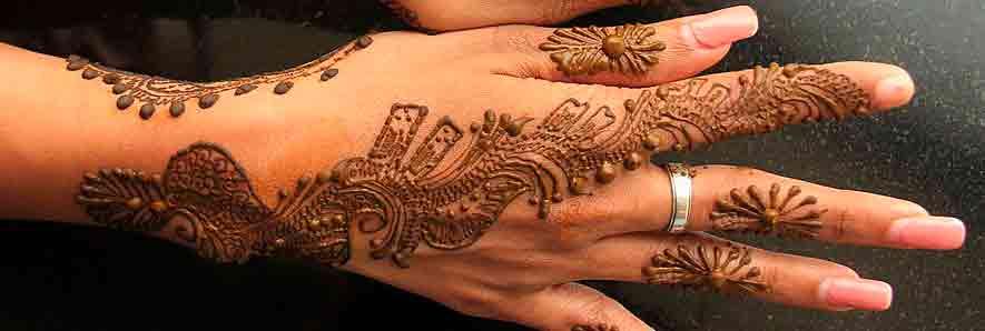 Henna en la cultura India : Viaje por India