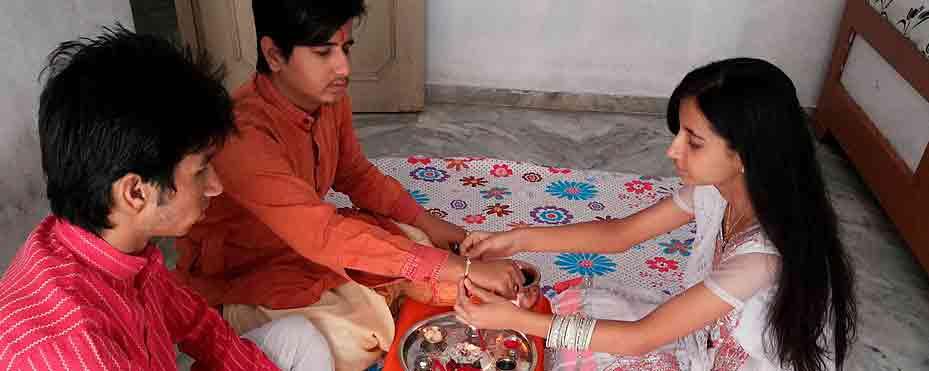 Raksha Bandhan : Celebraciones y festividades en India