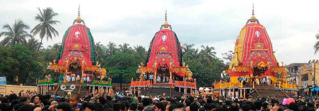 Rath Yatra : Celebraciones y festividades en India