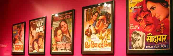 Cine en la cultura India con Viaje por India