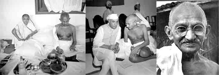 Fotos de Mahatma Gandhi