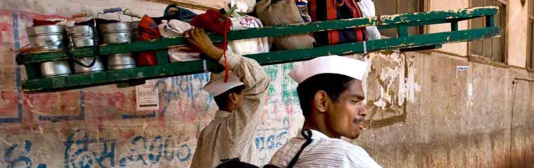Dabbawalas de Mumbai, repartidores de comida casera
