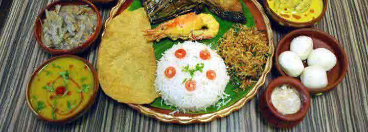 Gastronomía y cocina en India
