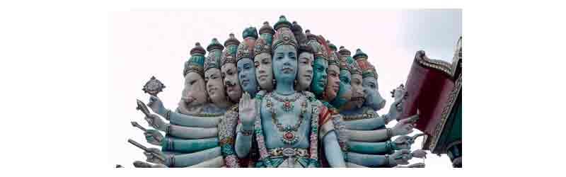 Vaishnavismo o Vishnuismo tradición hindú en India