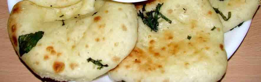 Kulcha – Pan indio en gastronomía con Viaje por India