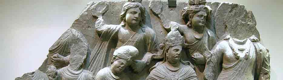 Imperio Kushan en la Historia de India