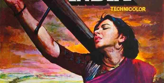 "Película ""MADRE INDIA"" forma parte de la historia India"