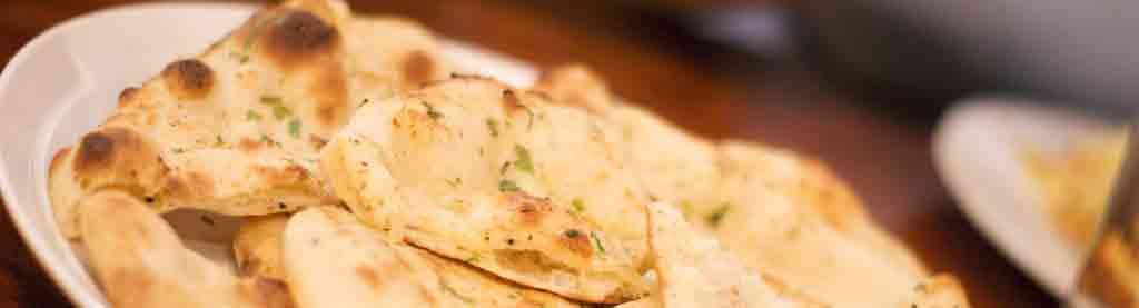Naan – Pan Indio en gastronomía con Viaje por India