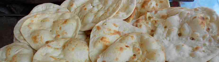 Roti – Pan indio en la gastronomía con Viaje por India