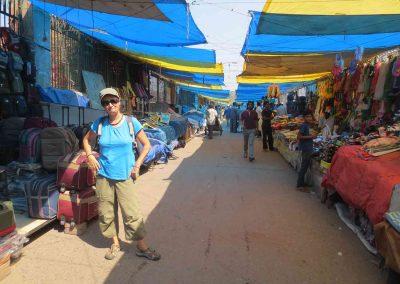 Mercado Delhi