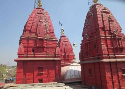 Templo en Delhi