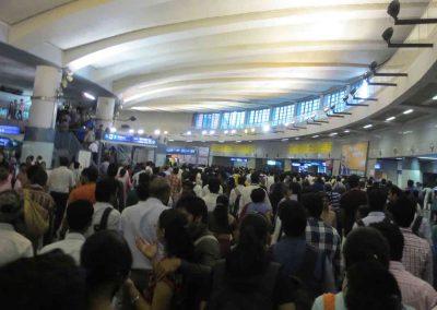 Estación Delhi