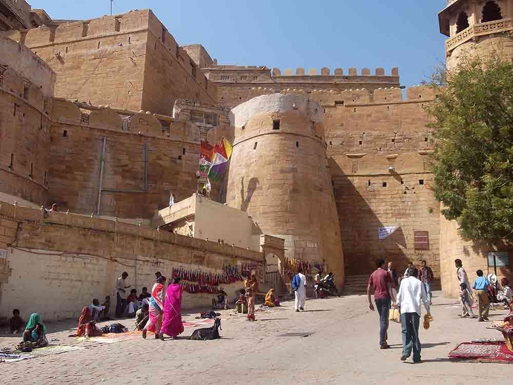 Muralla de Jaisalmer