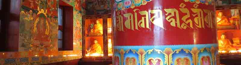 Majjhima Nikaya en Canon Pali con Viaje por India