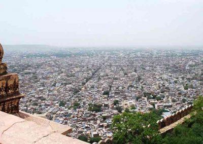 Vistas desde Fuerte Nahargarh