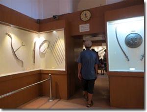Museo en el Fuerte Rojo