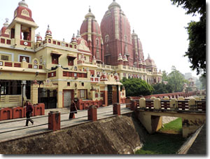 Templo Laxminarayan