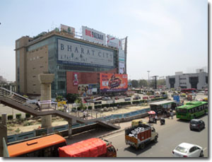 Delhi comercio