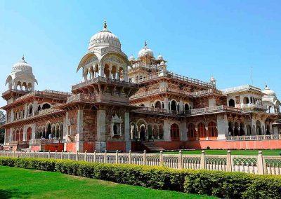 Exterior Museo Albert Hall Jaipur