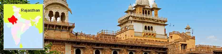 Museo Albert Hall de Jaipur en Viaje por India