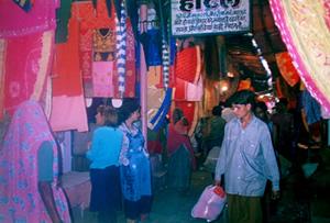 Tiendas de telas en Jaipur
