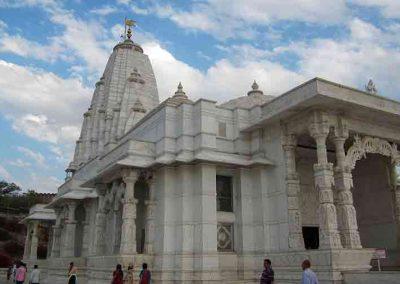 Exterior templo Birla Mandir
