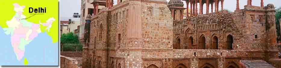 Historia de la ciudad de Delhi