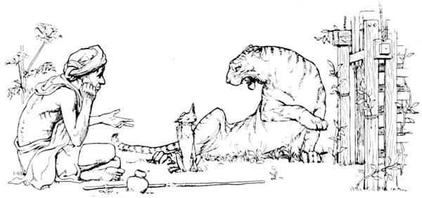 Tigre, Brahman y Chacal – Jatakas en Canon Pali