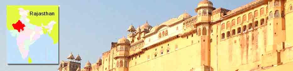 Fuerte Amber de Jaipur en Viaje por India