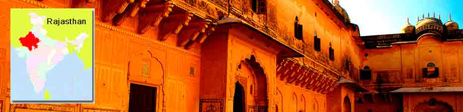 Fuerte Nahargarh de Jaipur en Viaje por India