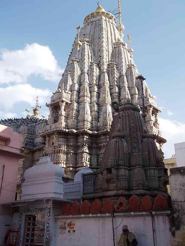 Torre del templo Jagdish
