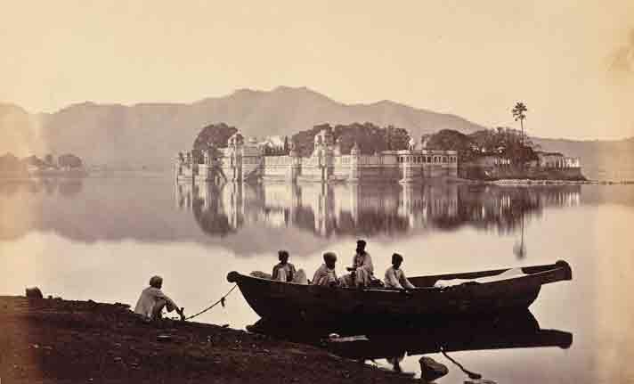 Jag Mandir en 1873