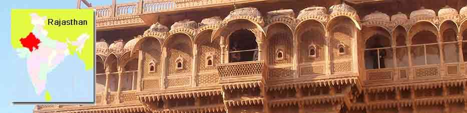 Título Haveles de Jaisalmer